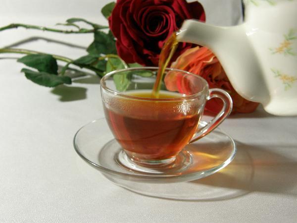 薔薇姫と紅茶